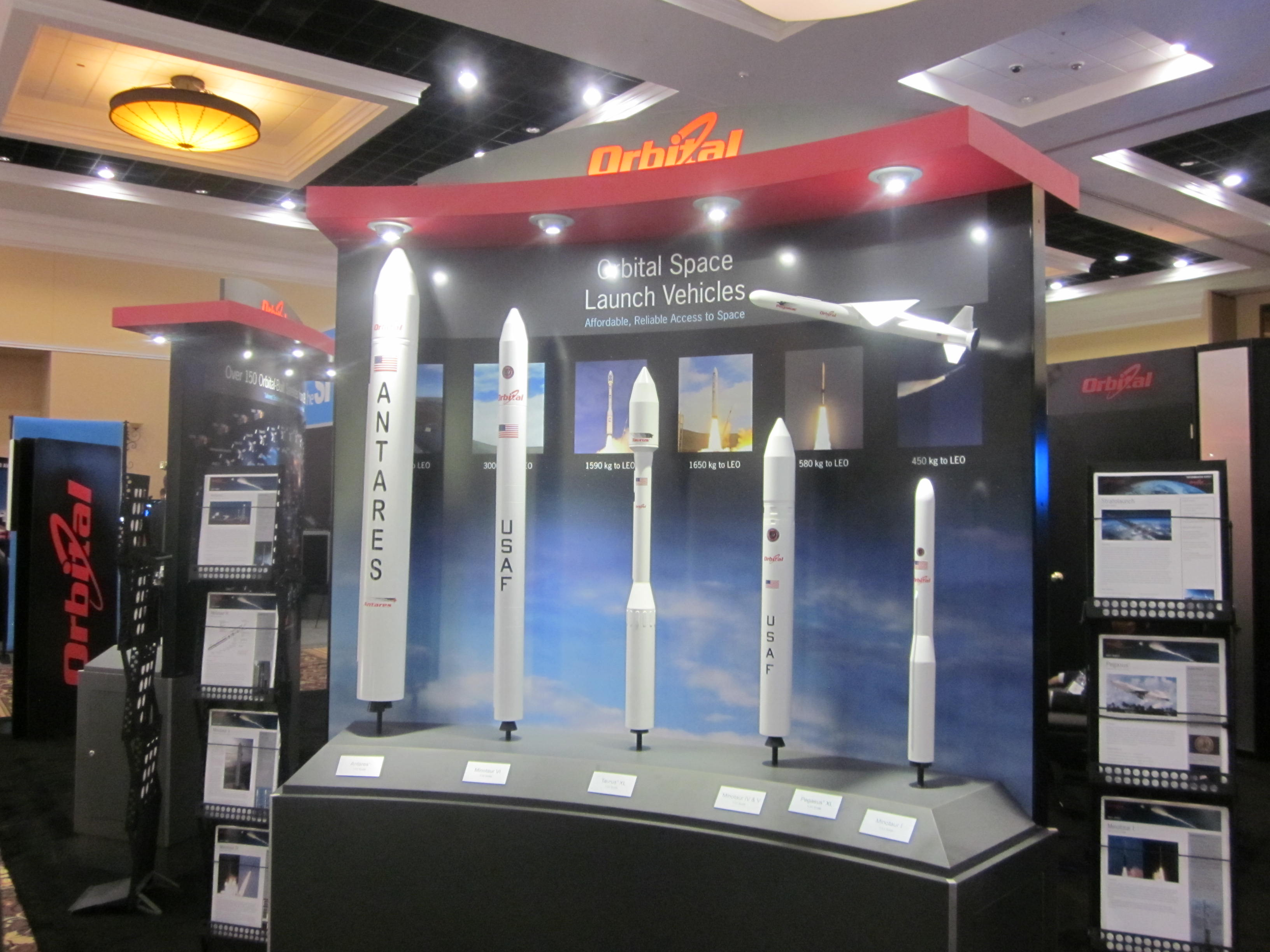 Orbital Sciences and Missile Defense