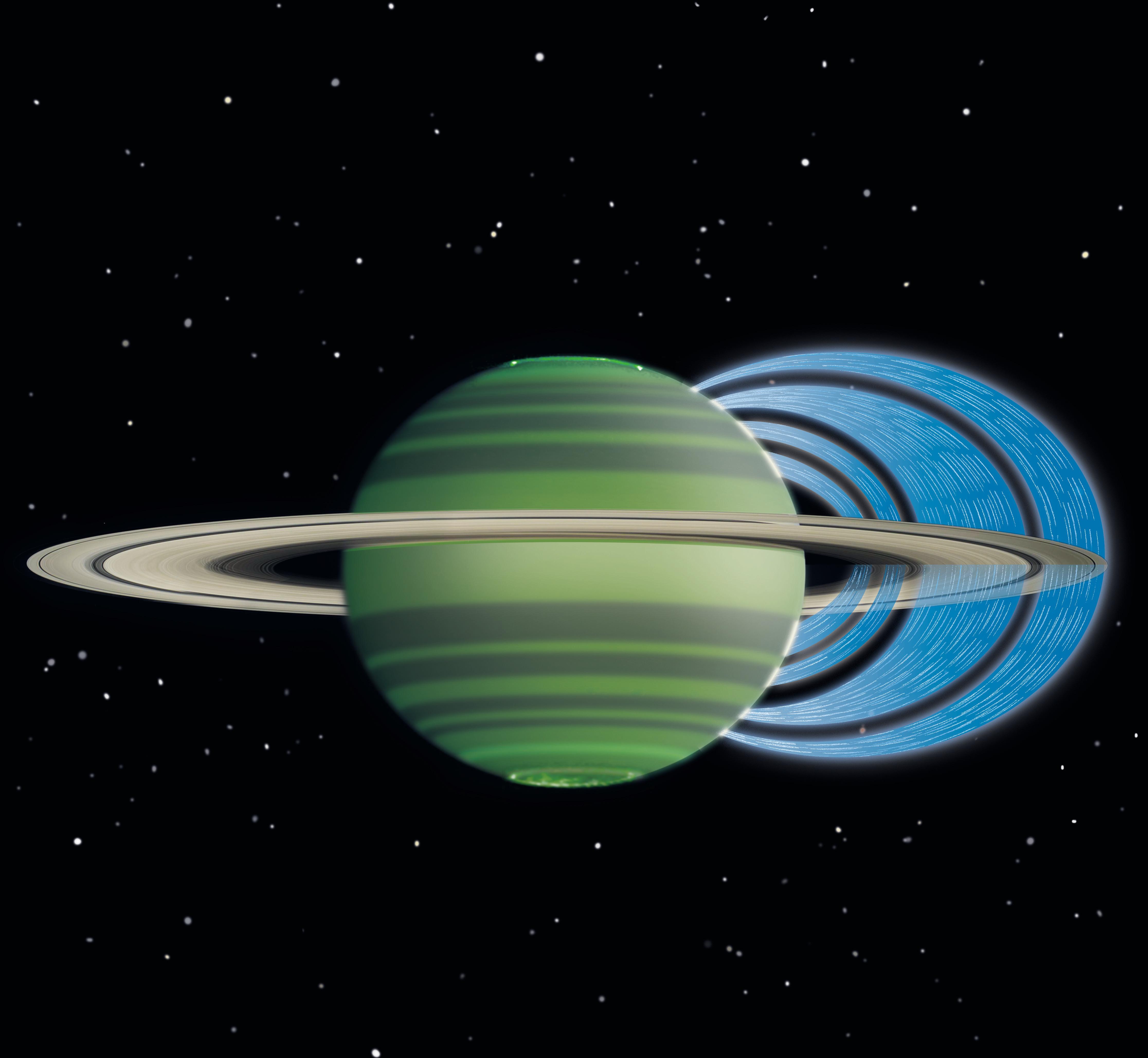 Black Hole Snacks, Rain on Saturn and a Mars Landing in 2017