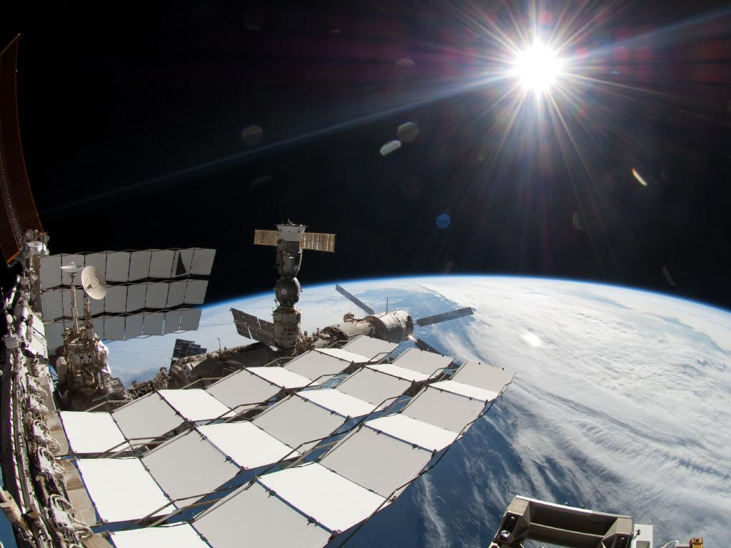 Exploring with the ISS