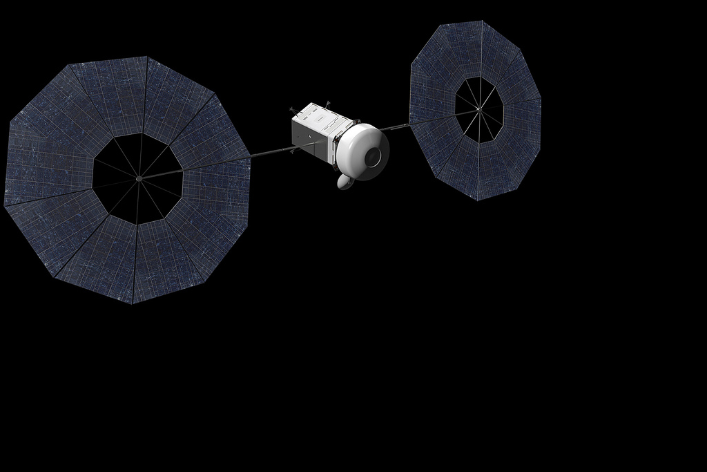 NASA's Asteroid-Capture Spacecraft
