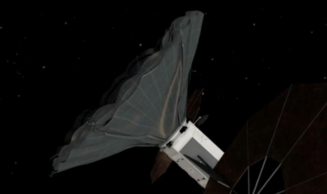 Bag Deployment for Asteroid Capture Mission