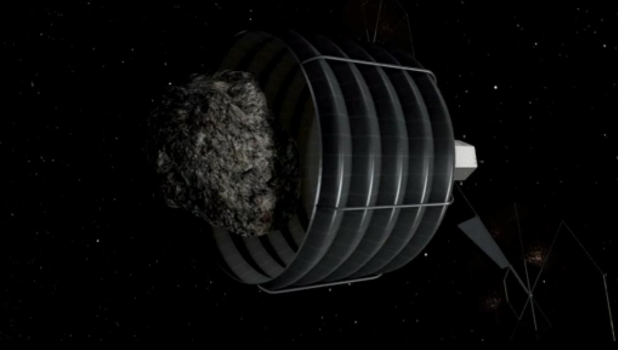 asteroid lasso plan - photo #6