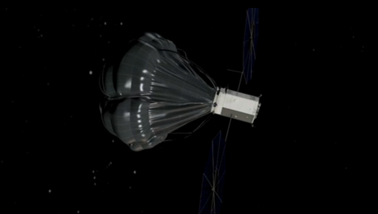 Snaring an Asteroid on Asteroid Capture Mission