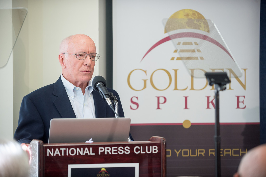 Golden Spike Founder Gerry Griffin
