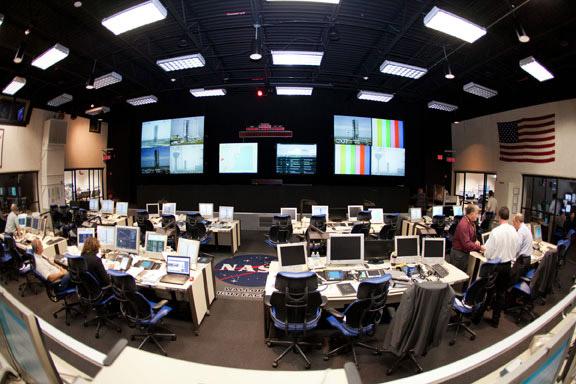 NASA's Wallops Flight Facility Launch Control