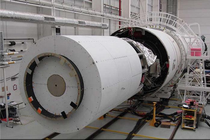 Antares Cygnus Mass Simulator