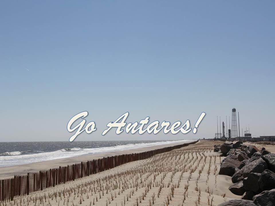 Go Antares!
