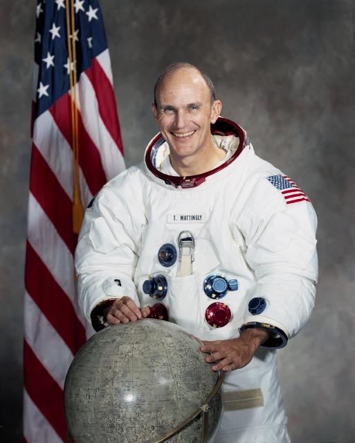 Ken Mattingly