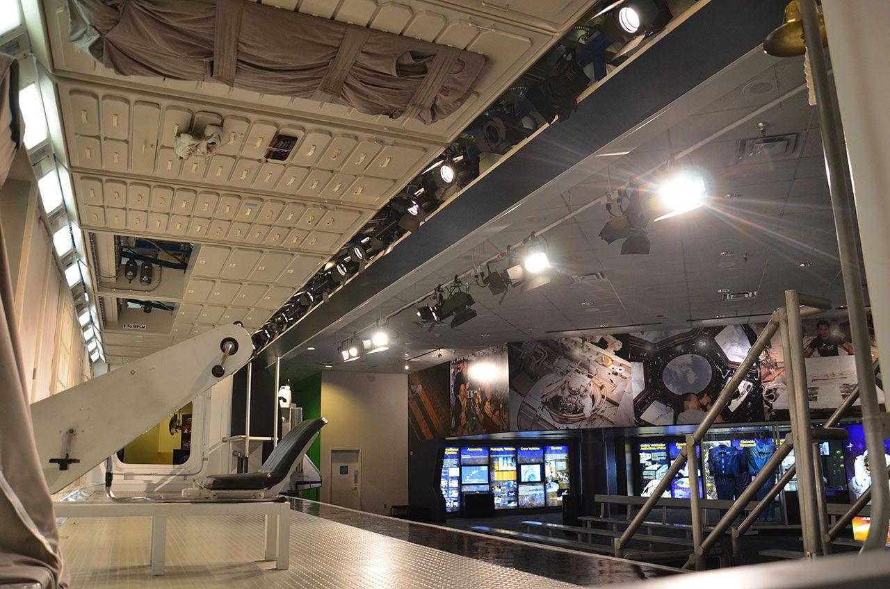 Space Center Houston's