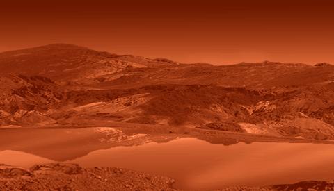 Saturn Moon Titan's Methane May Dry Up