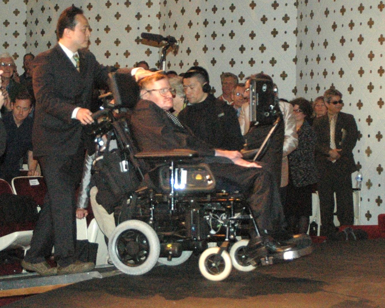 Big Bang Didn't Need God, Stephen Hawking Says