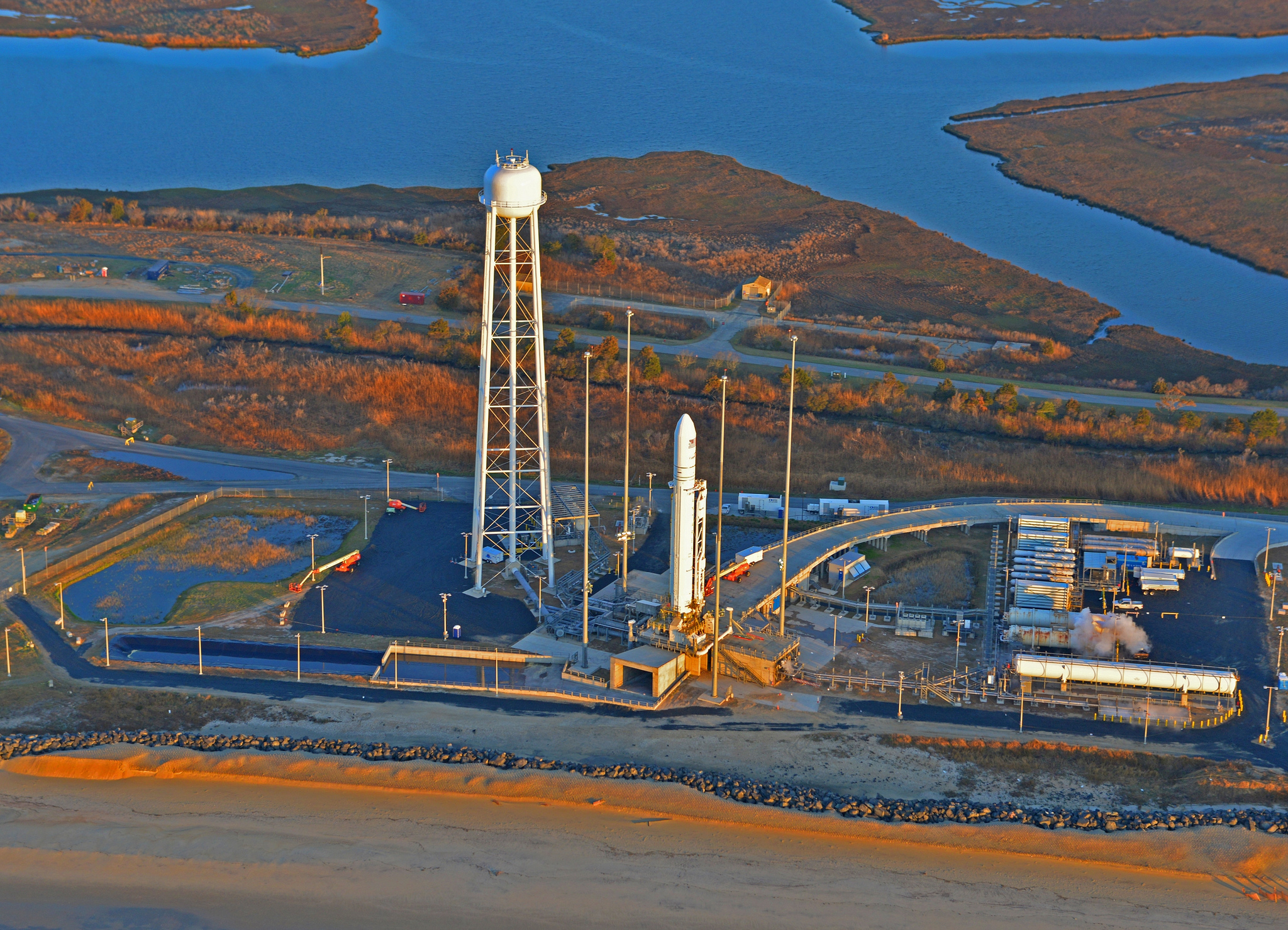 New Private Rocket's Maiden Launch Set for Saturday