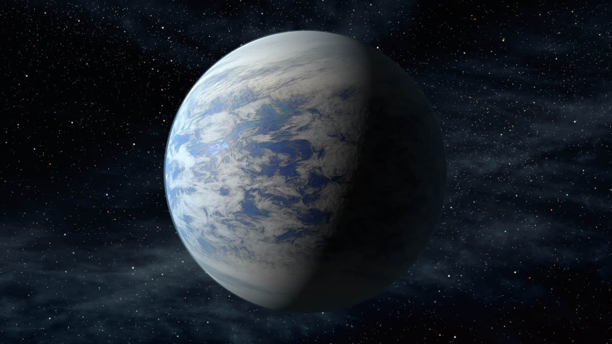 Newfound 'Super-Venus' Kepler-69c