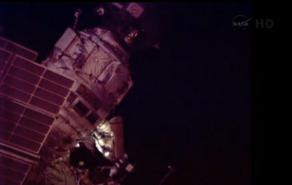 Roman Romanenko Spacewalk