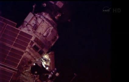 Roman Romanenko Spacewalk