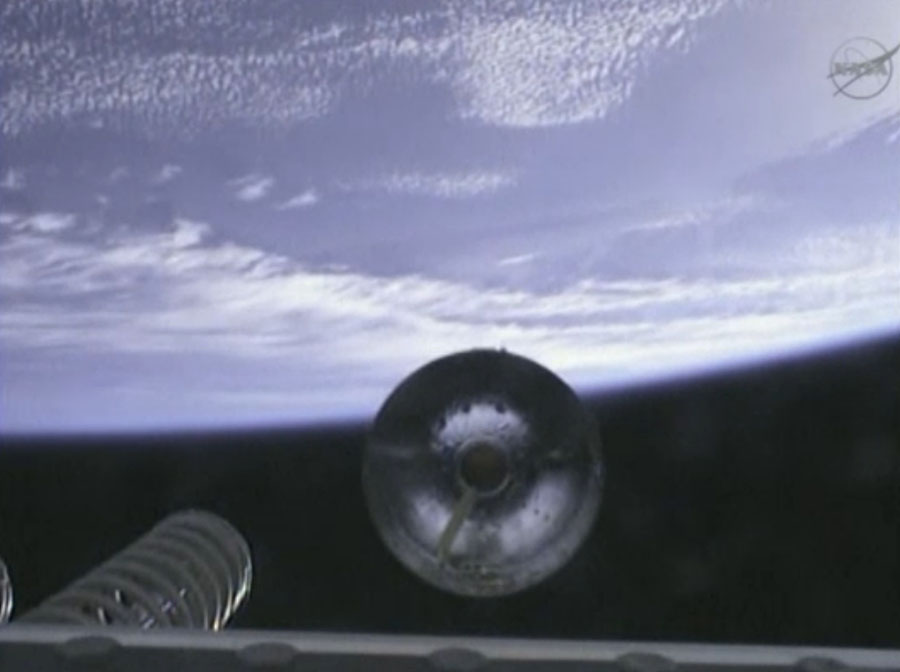 Antares Stage Separation