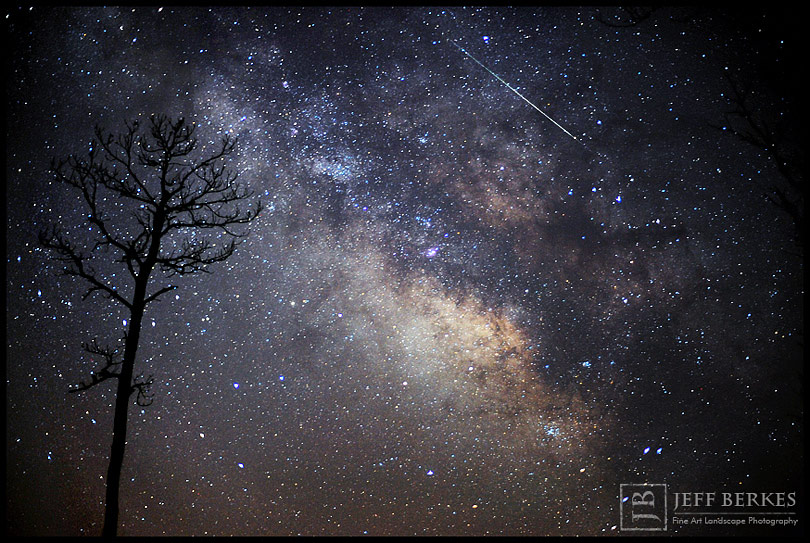 2017 Lyrid Meteor Shower