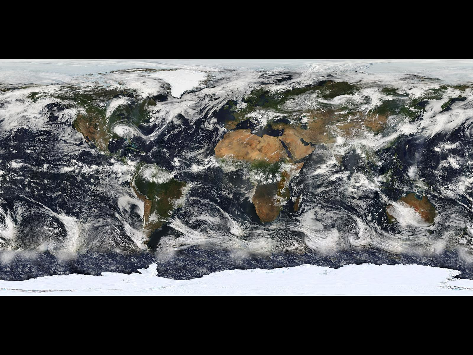 Earth from Space Earth's Vital Signs
