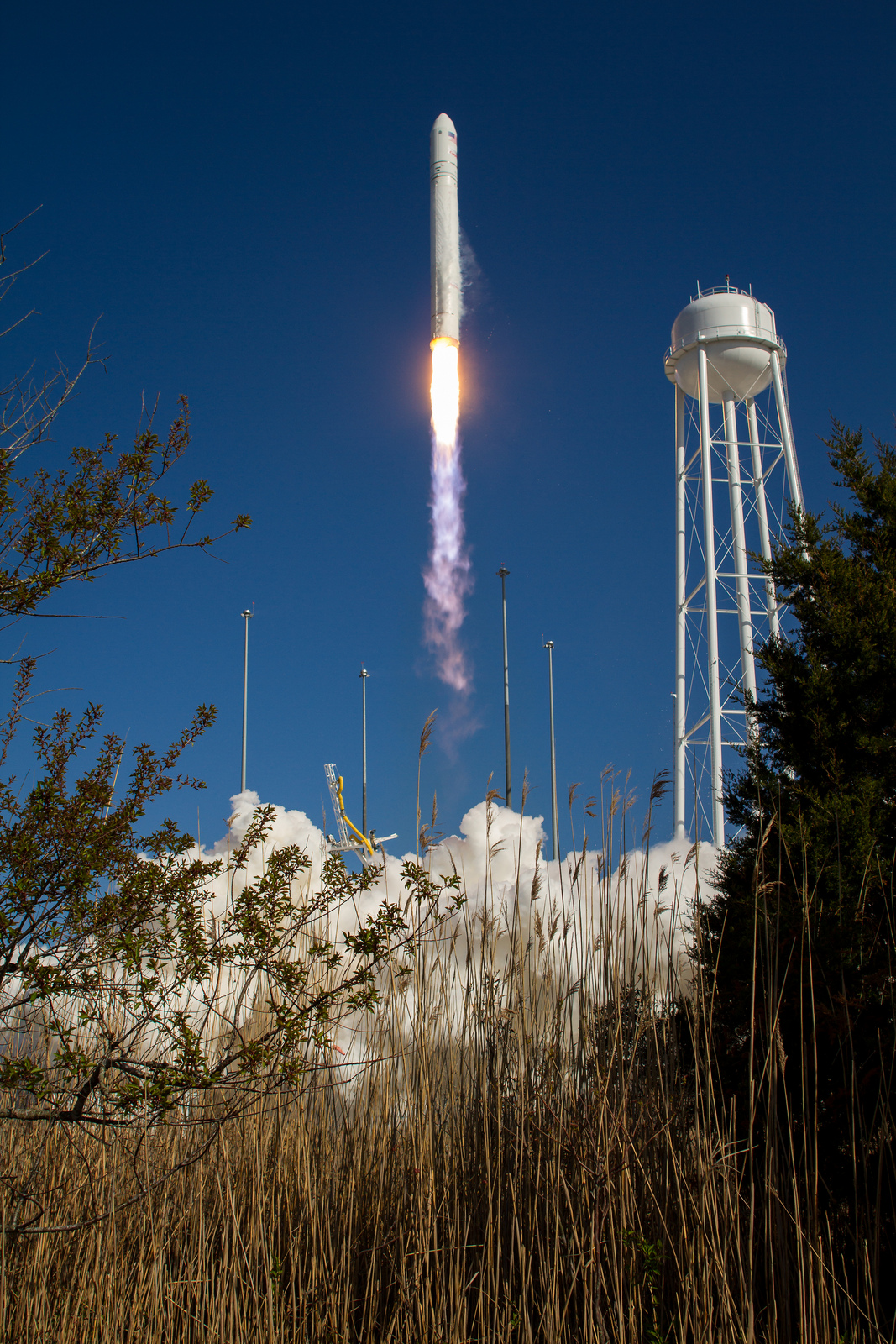 Antares Rocket Soars in Critical Test Flight