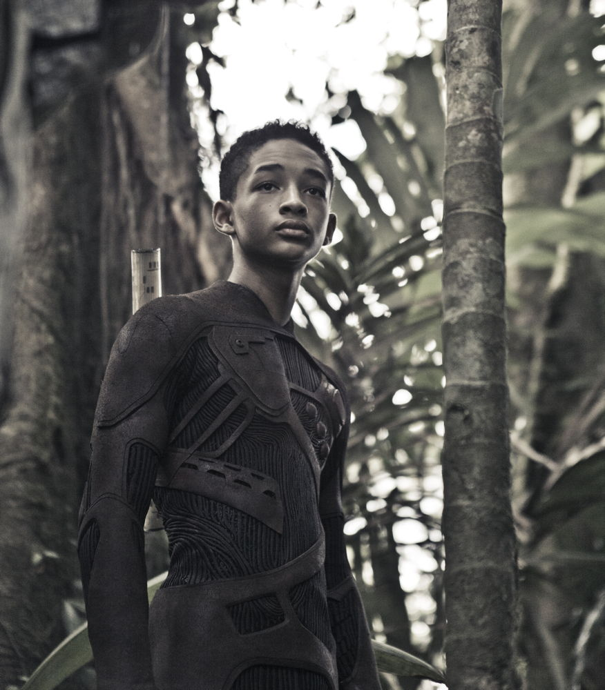 Jaden Smith in Costa Rica for