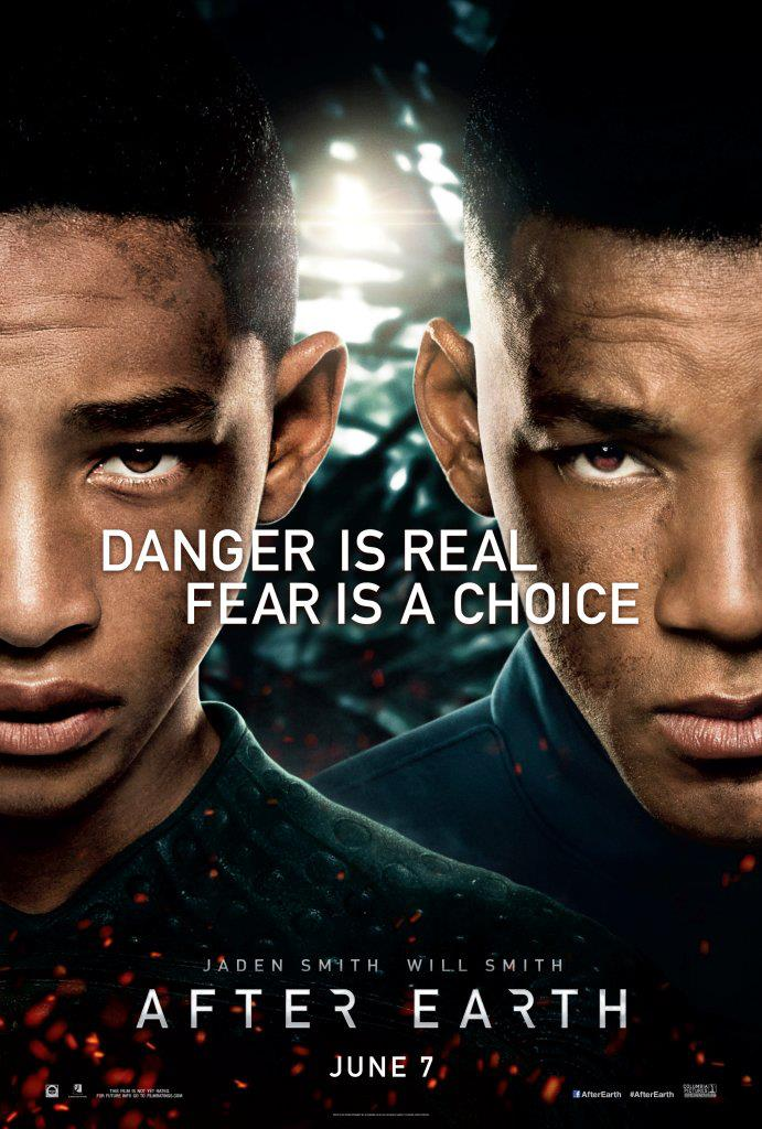 Sci-Fi Film 'After Earth' Launches Challenge to Save Humanity