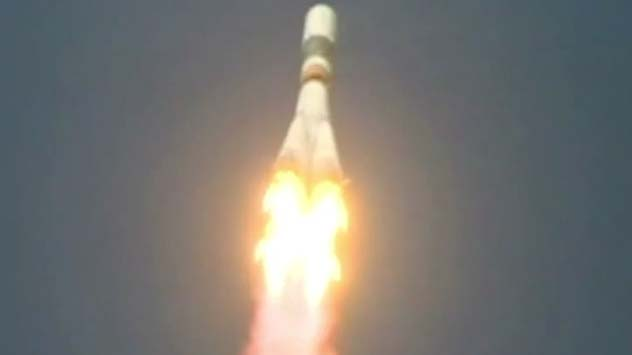 Russian Space Cargo Ship Suffers Glitch After Launch