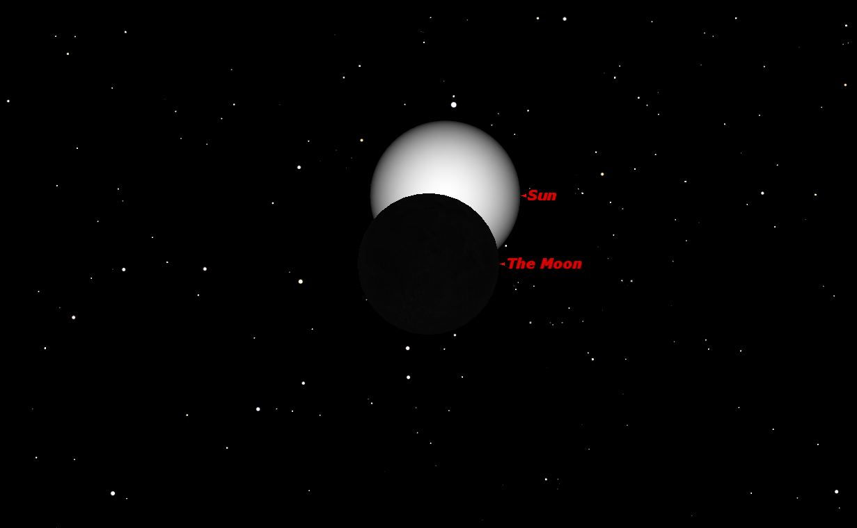New Moon, May 2013