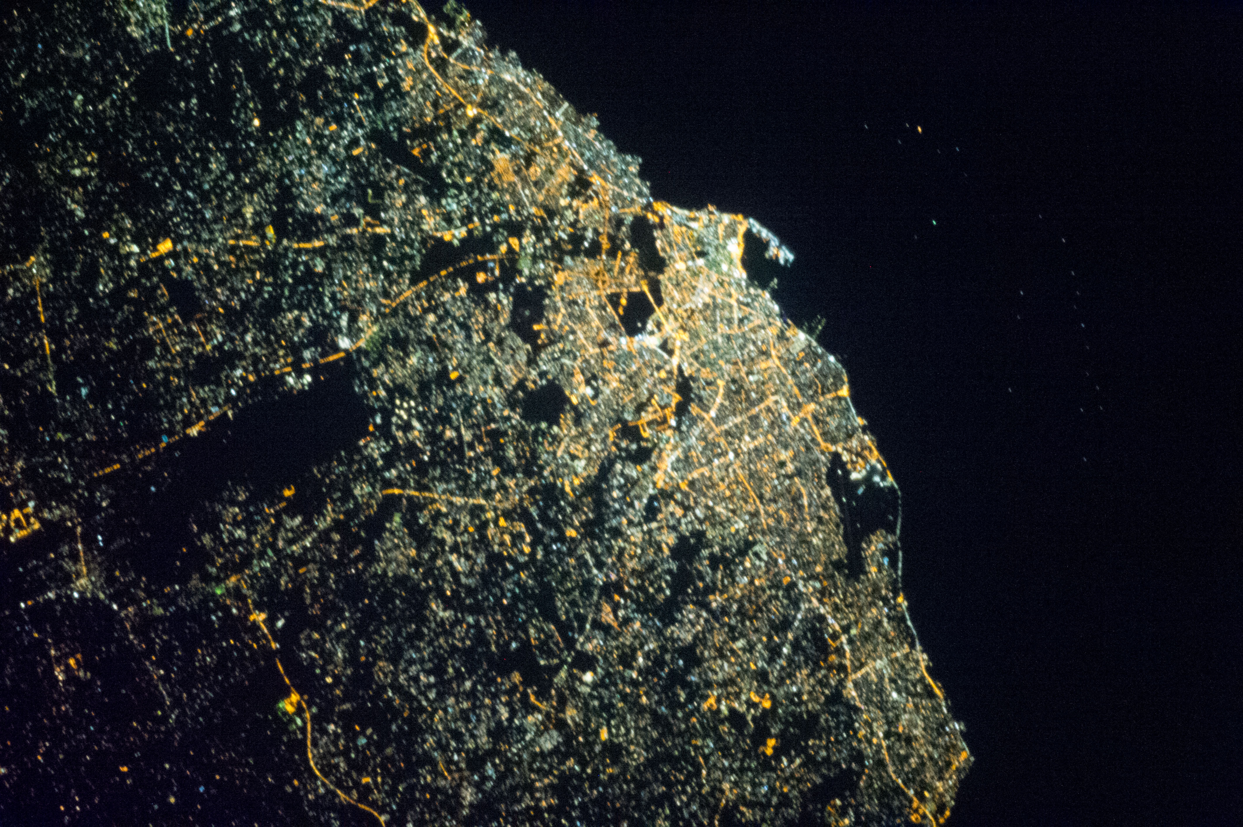 Tripoli, Libya from Expedition 35