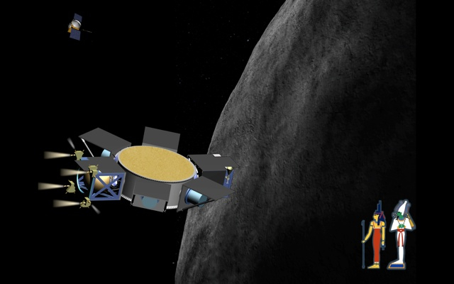 Mars Mission May Carry Asteroid-Smashing Probe in 2016