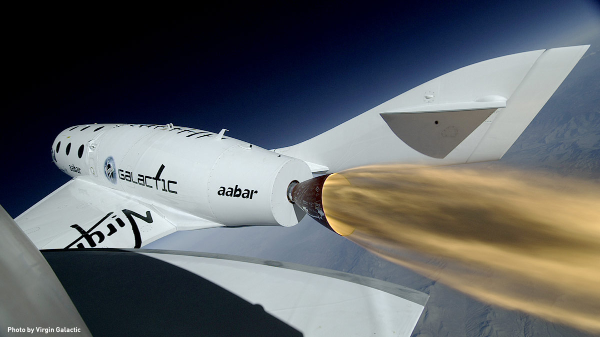 Virgin Galactic, NBC to Launch 'Space Race' Reality TV Show