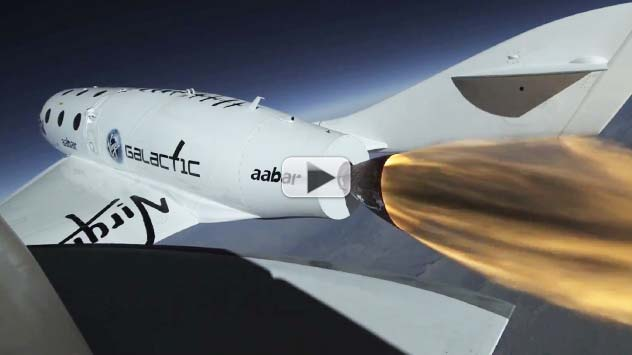 NBC to Broadcast Virgin Galactic's First Commercial Space Launch Live