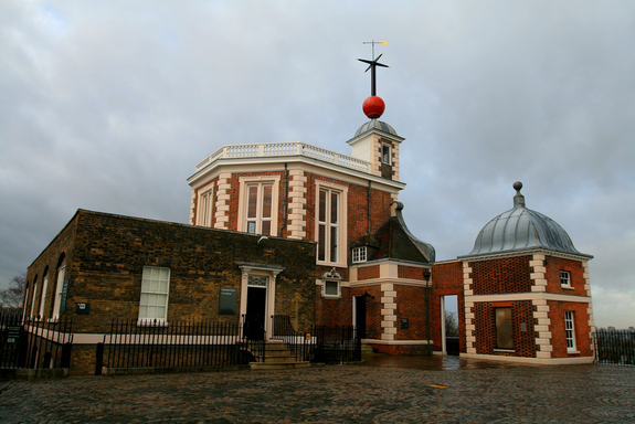 The Royal Observatory at Greenwich was founded in 1675.