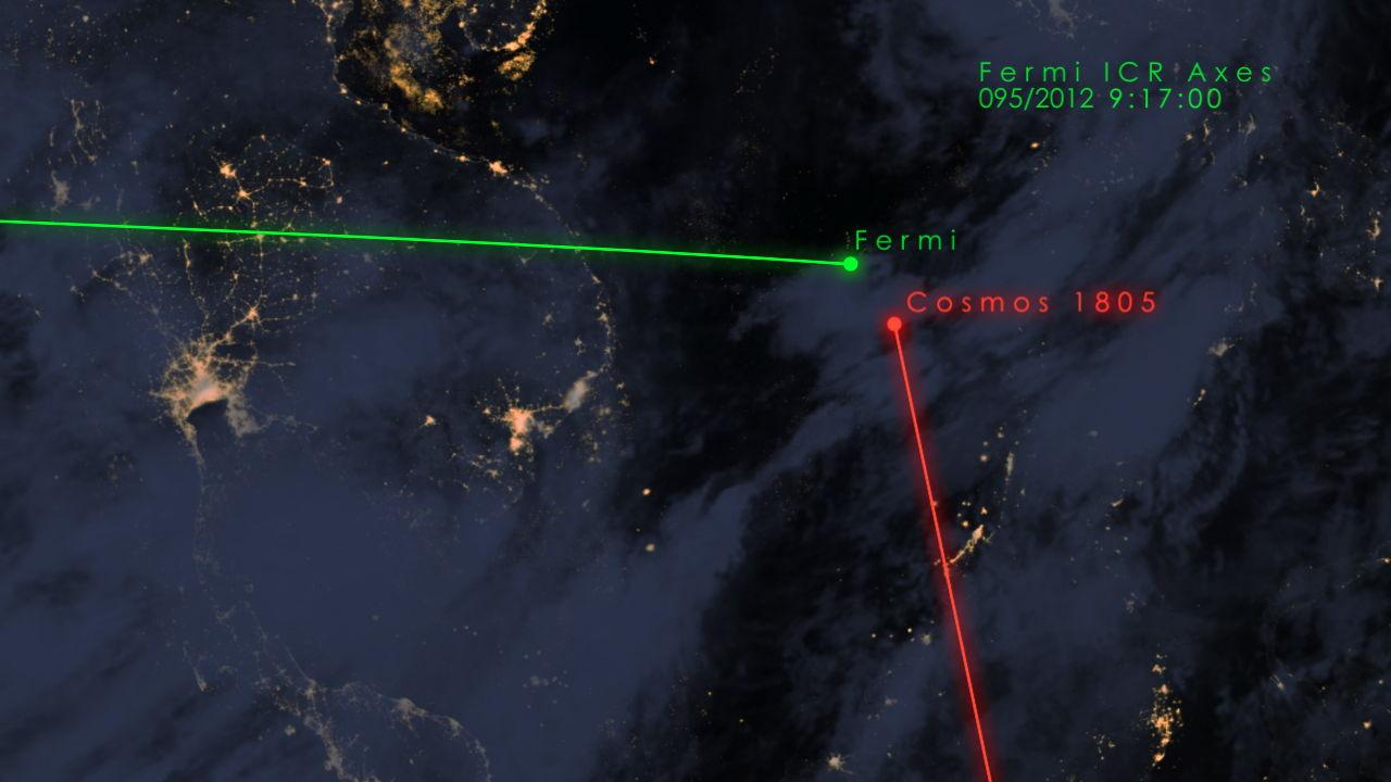 Russian Space Junk Almost Destroys NASA Telescope in Orbit