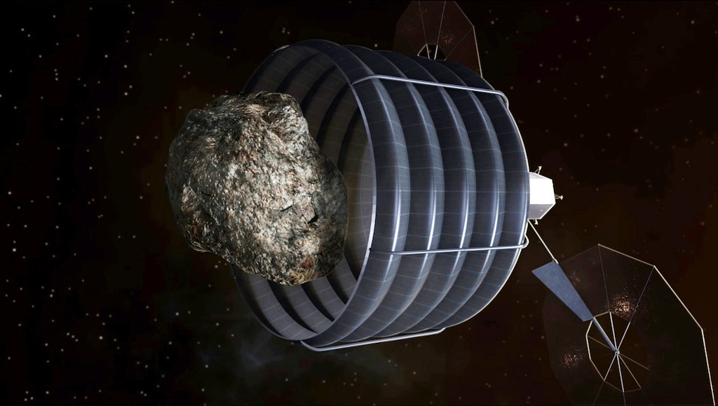 Moon or Asteroid? Congress Debates Best Pit Stop to Mars