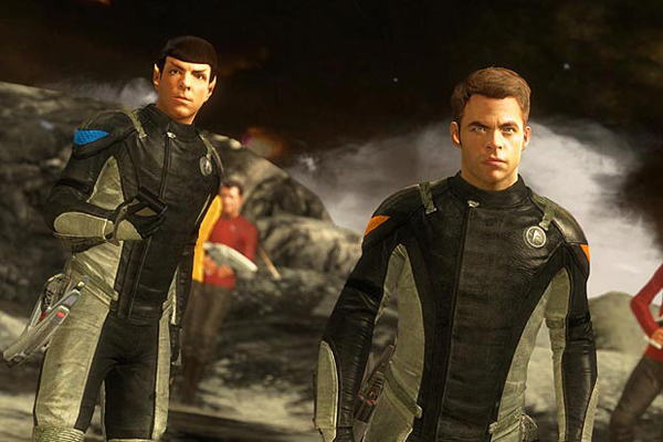Set Phasers to 'Stun' for 'Star Trek' Video Game