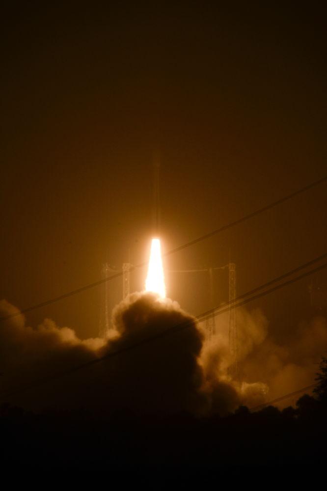 Vega VV02 Rocket Second Launch #3