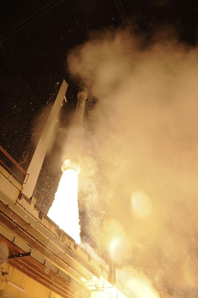 Vega VV02 Rocket Second Launch #1