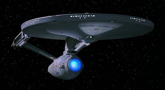 "The USS Enterprise (NCC-1701-A) was a Federation Constitution-class heavy cruiser, the second to bear the name ""Enterprise."""