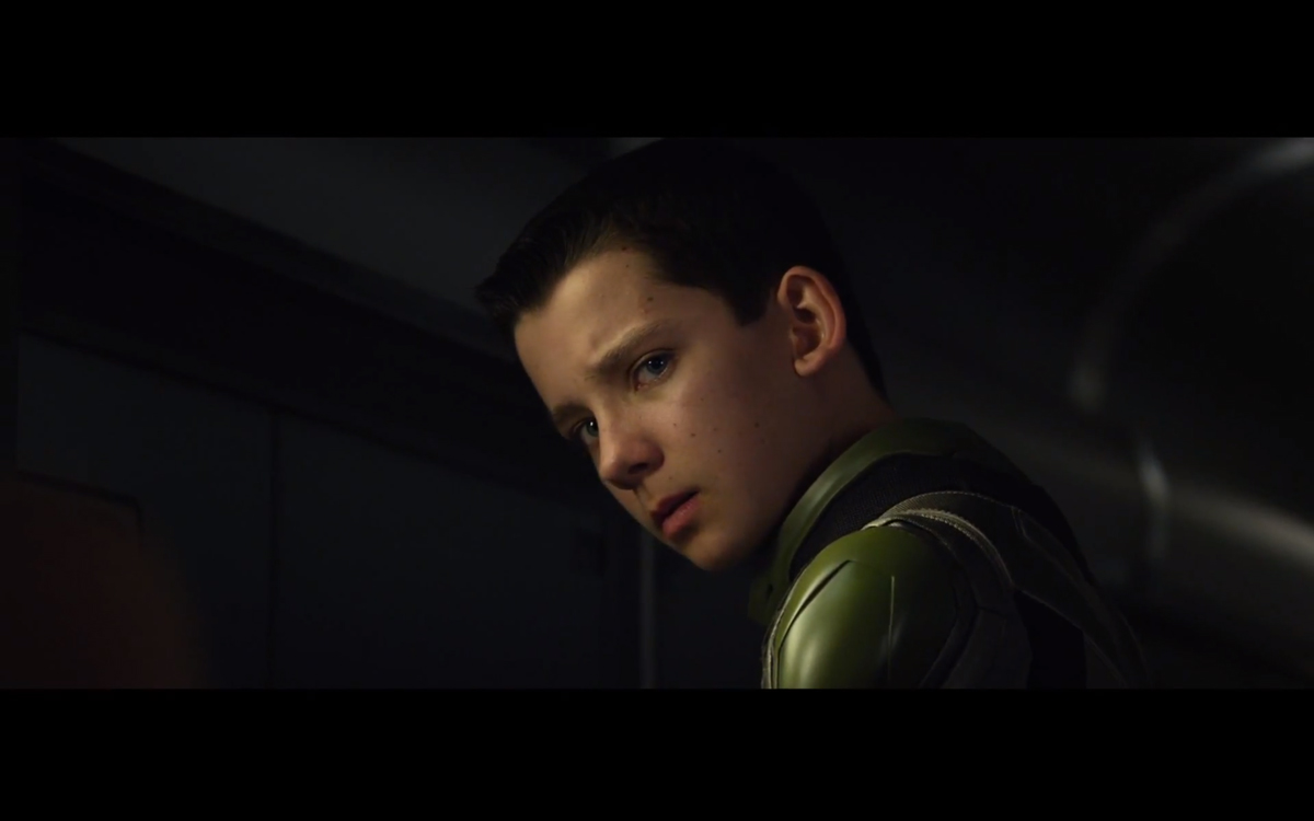 Kids Go to War in ENDER'S GAME Trailer