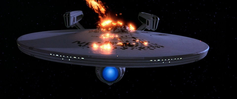 The Enterprise Refitted (NCC-1701)