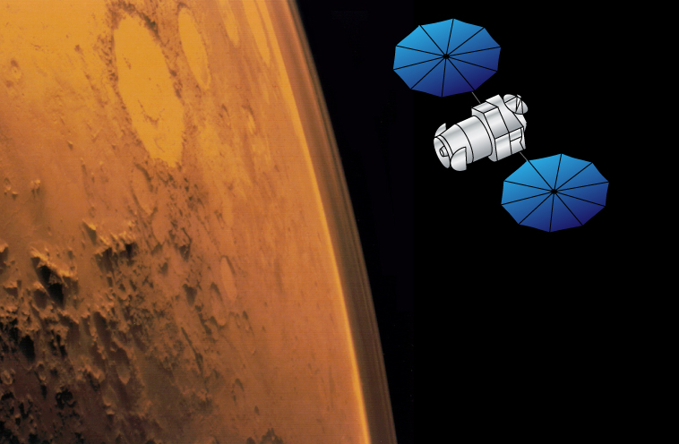 NASA May Launch Donated Spy Satellite Telescope to Mars