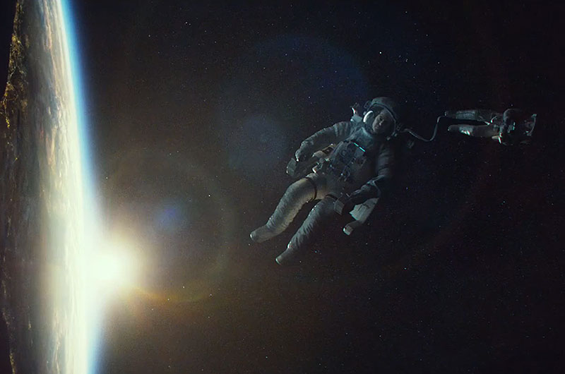 'Gravity' Film Teaser Still