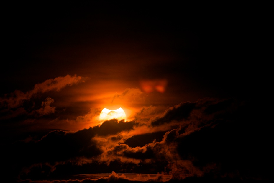 Secrets of Sunday's Rare Solar Eclipse Explained