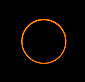 Annular Solar Eclipse Over Northern Territories, Australia