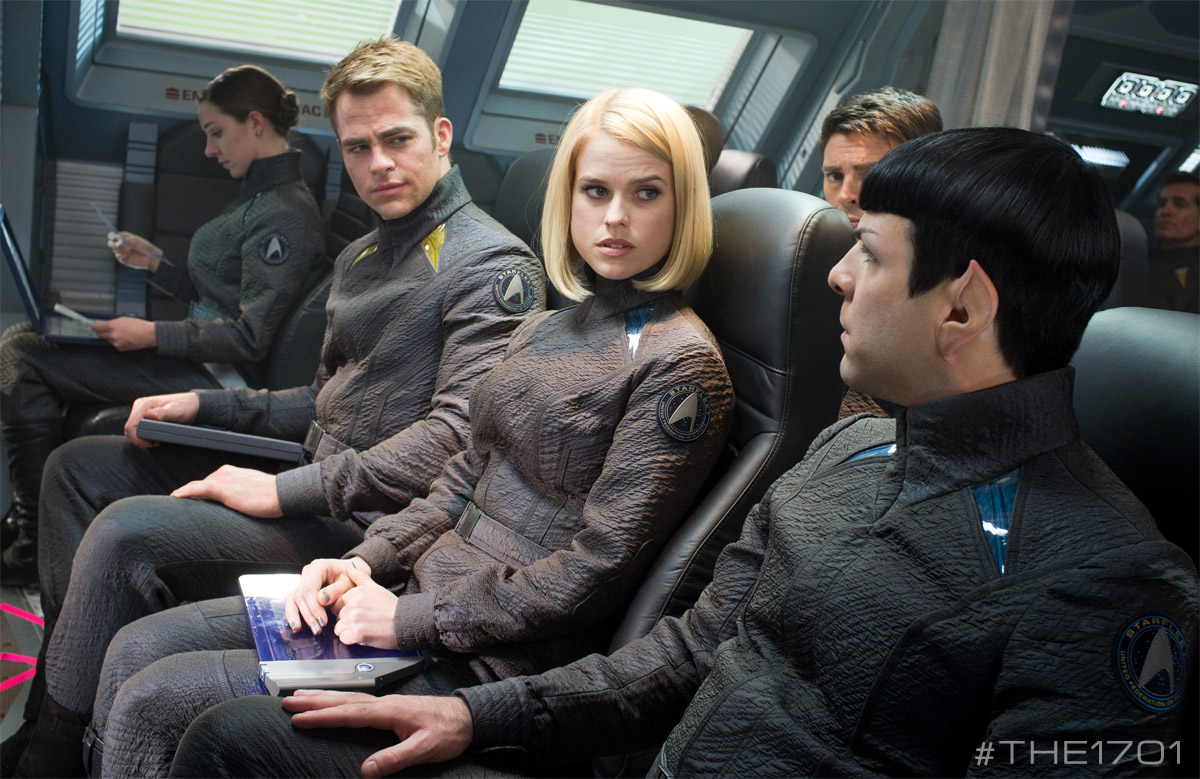 STAR TREK INTO DARKNESS Reveals New Footage, Behind-the-Scenes Commentary