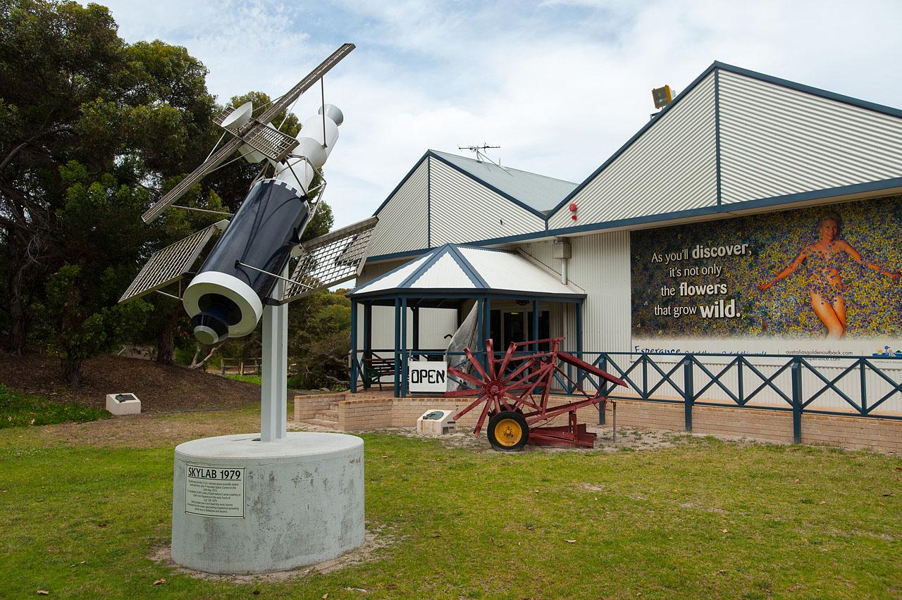 Esperance Municipal Museum Entrance
