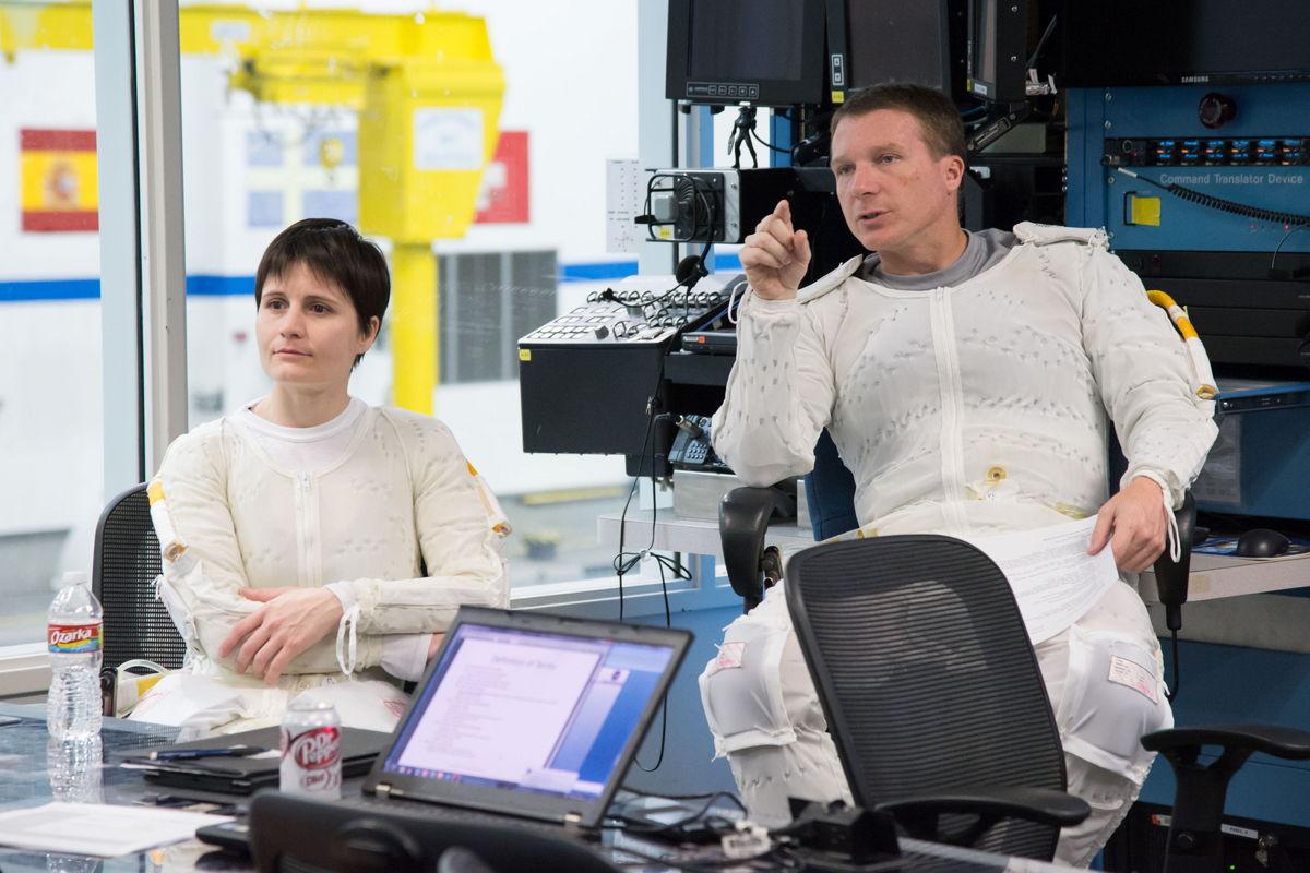 Astronauts Set for Emergency Spacewalk to Fix Space Station Leak