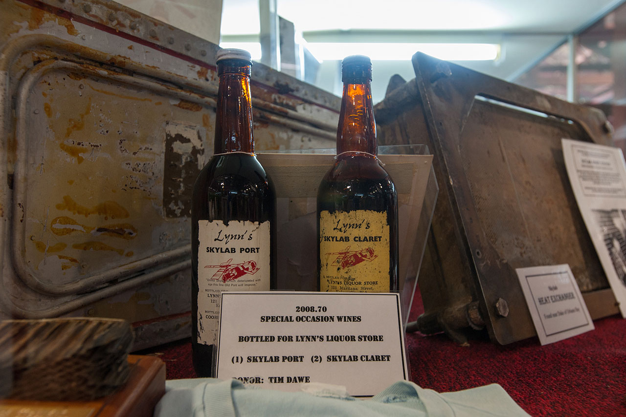 Commemorative Bottles of Wine
