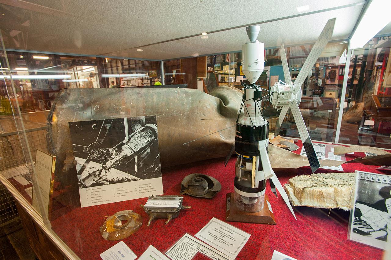 Model of Skylab