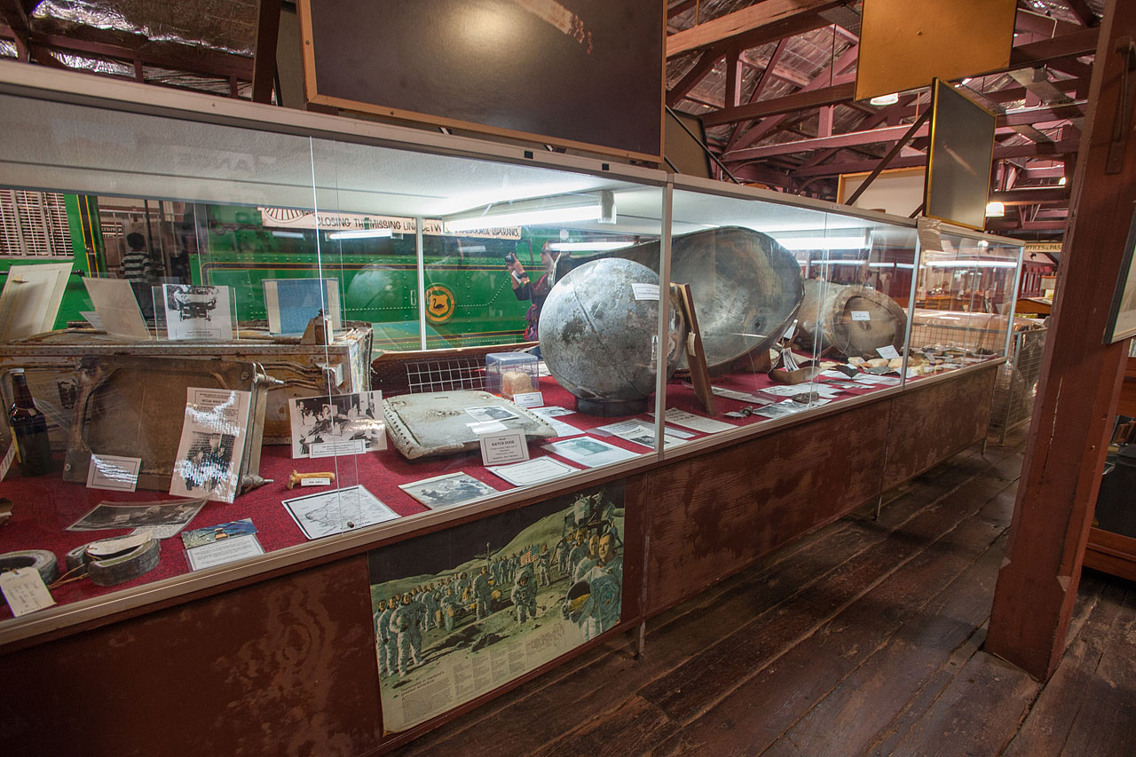 Skylab Items On Display